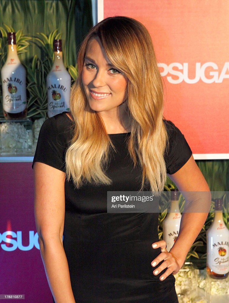 Fashion designer, bestselling author and lifestyle expert Lauren Conrad attends the Malibu Island Spiced summer soiree, hosted by POPSUGAR, held at Skybar at the Mondrian Los Angeles on August 28, 2013 in West Hollywood, California.