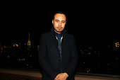 Fashion designer Carlos Campos attends the Carlos Campos New York Fashion Week Men's Fall/Winter 2016 presentation after party at Mr Purple on...