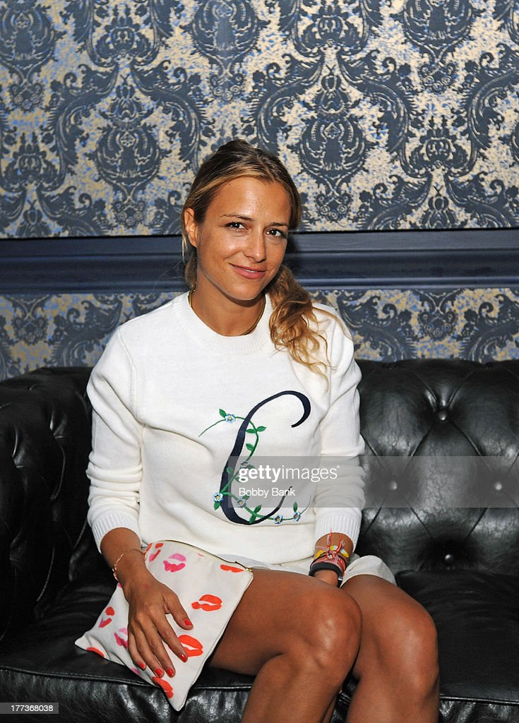 Fashion designer <a gi-track='captionPersonalityLinkClicked' href=/galleries/search?phrase=Charlotte+Ronson+-+Fashion+Designer&family=editorial&specificpeople=209005 ng-click='$event.stopPropagation()'>Charlotte Ronson</a> attends Fashion & Style Launch at The Raven on August 22, 2013 in New York City.