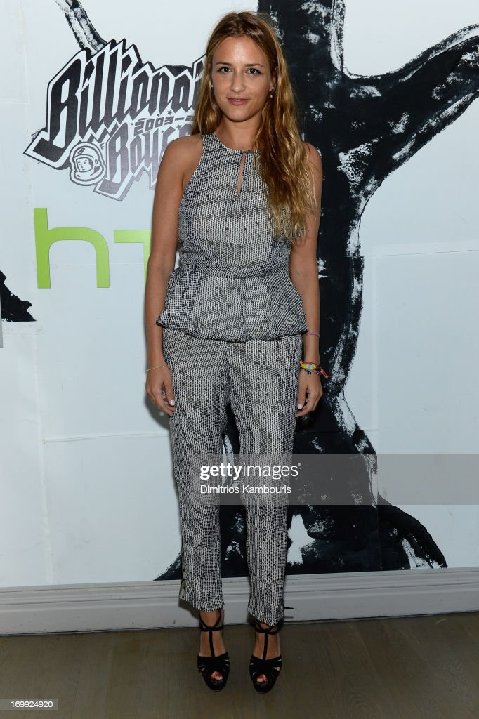 Fashion designer Charlotte Ronson attends the 10th anniversary party of Billionaire Boys Club presented by HTC at Tribeca Canvas on June 4, 2013 in New York City.