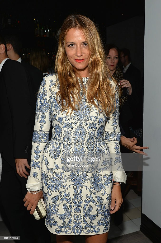 Fashion designer Charlotte Ronson attends the 11th BrazilFoundation NYC Gala after party at Bar Nana on September 18, 2013 in New York City.