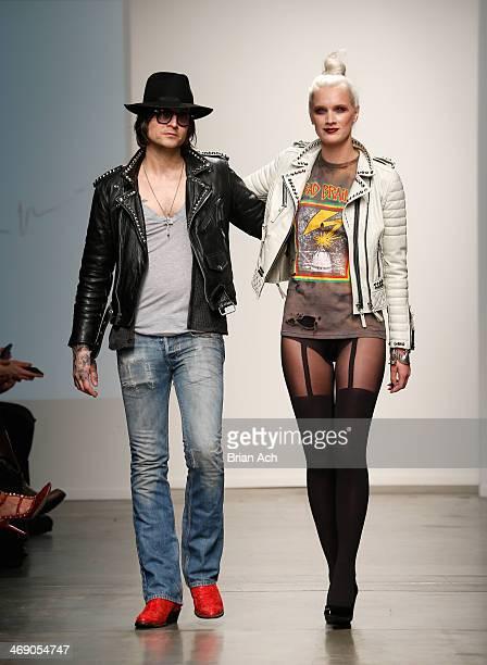 Christian Benner Fashion Week