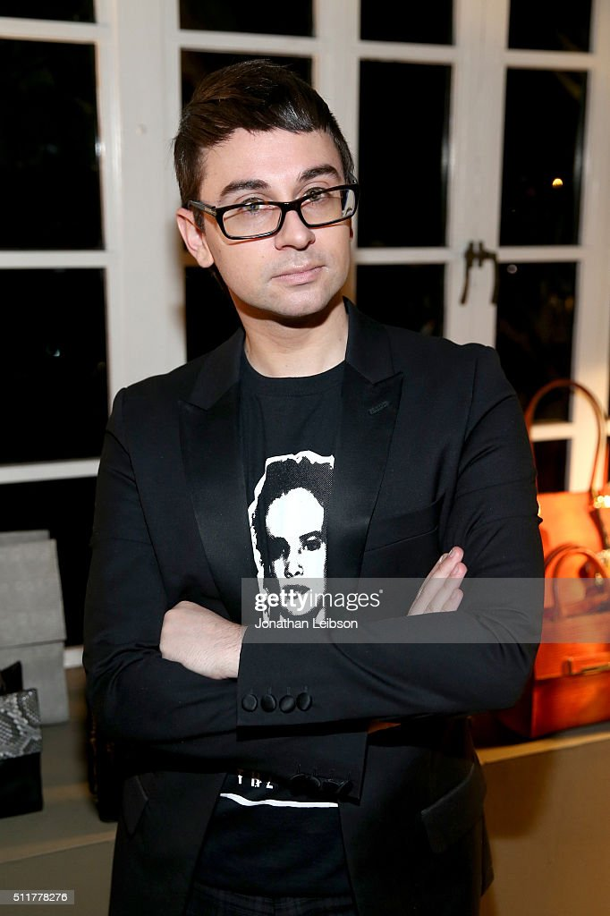 Christian Siriano Dinner Launch Of First Ever Handbag