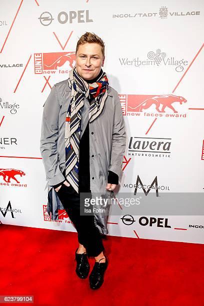 Fashion Designer Dawid Tomaszewski attends the New Faces Award Fashion 2016 the New Faces Award Fashion 2016 on November 16 2016 in Berlin Germany