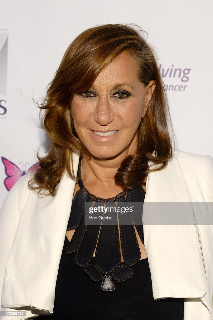 Fashion designer <a gi-track='captionPersonalityLinkClicked' href=/galleries/search?phrase=Donna+Karan+-+Fashion+Designer&family=editorial&specificpeople=4206478 ng-click='$event.stopPropagation()'>Donna Karan</a> attends the 6th Annual Solving Kids Cancer Spring Celebration at 583 Park Avenue on June 8, 2015 in New York City.