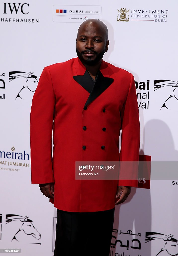 Fashion Designer Franklin Eugene At The Dubai International Film Festival