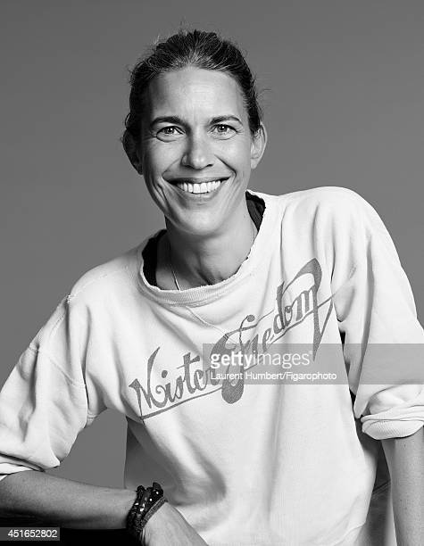 109776003 Fashion designer Isabel Marant is photographed for Madame Figaro on April 30 2014 in Paris France PUBLISHED IMAGE CREDIT MUST READ Laurent...