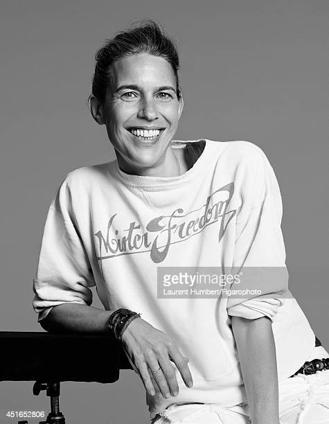 109776014 Fashion designer Isabel Marant is photographed for Madame Figaro on April 30 2014 in Paris France CREDIT MUST READ Laurent...