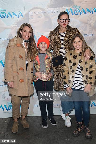 Fashion Designer Jenna Lyons attends the Disney Special Screening Of 'Moana'at Metrograph on November 20 2016 in New York City