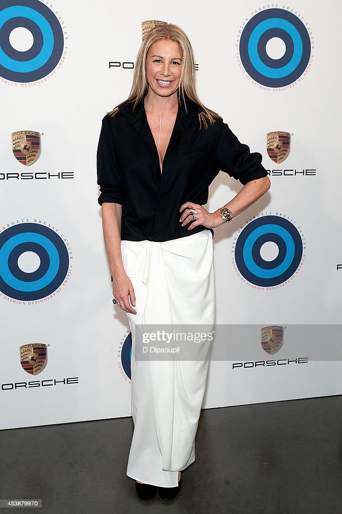 Fashion designer Jennifer Fisher attends Fashion Targets Breast Cancer at The New Museum on August 20, 2014 in New York City.