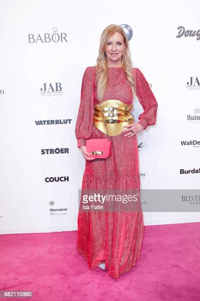 Fashion Designer Jette Joop attends the Duftstars at Kraftwerk Mitte on May 11 2017 in Berlin Germany