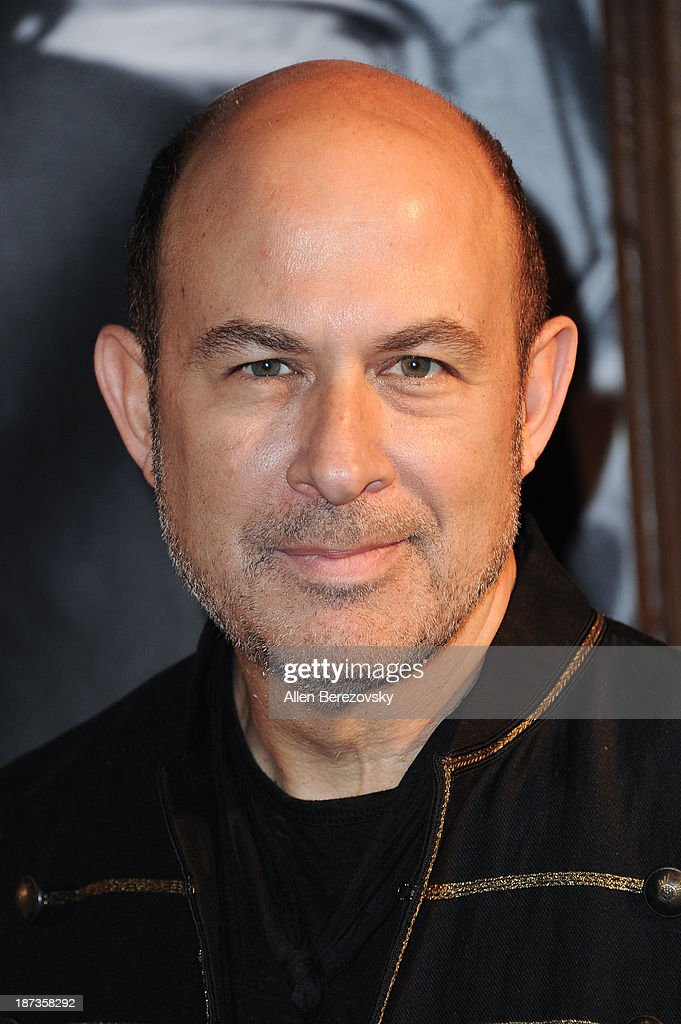 Fashion designer John Varvatos attends the John Varvatos' new book 'John Varvatos: Rock In Fashion' launch party at John Varvatos Los Angeles on November 7, 2013 in Los Angeles, California.