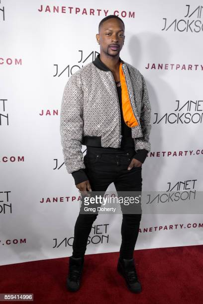 Fashion Designer Juan Smith arrives for the Janet Jackson's State Of The World Tour After Party at Lure on October 8 2017 in Los Angeles California