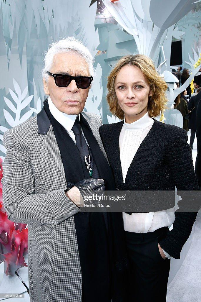 Chanel : Backstage - Paris Fashion Week - Haute Couture S/S 2015