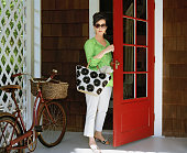 Kate Spade, InStyle, August