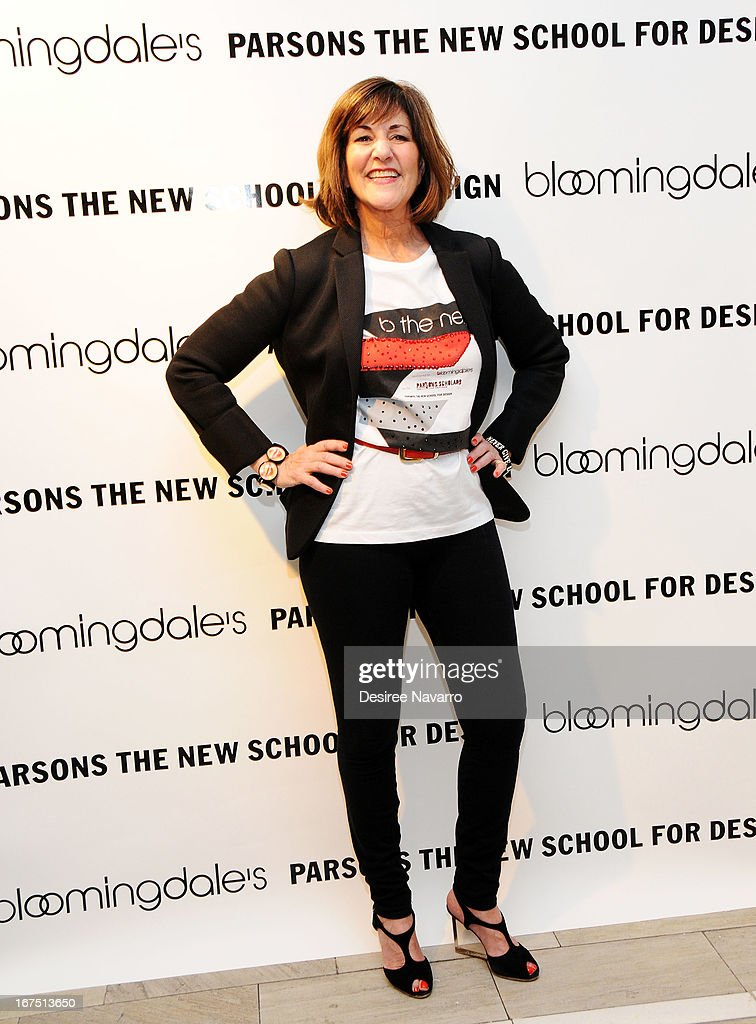 Fashion designer Kay Unger attends Bloomingdale's: b the next at Bloomingdale's on April 25, 2013 in New York City.