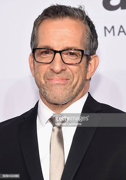 Fashion designer Kenneth Cole attends 2016 amfAR New York Gala at Cipriani Wall Street on February 10 2016 in New York City