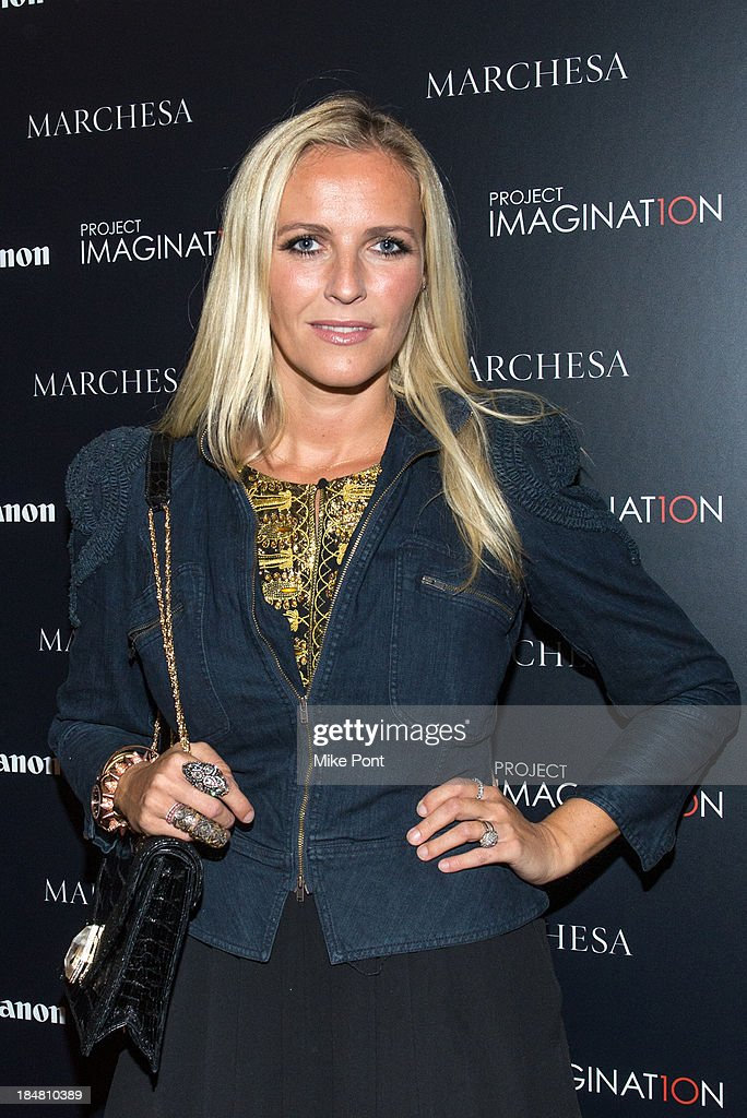 Fashion Designer Keren Craig attends the 'A Dream Of Flying' Project Imaginat10n special screening at Crosby Street Hotel on October 16, 2013 in New York City.