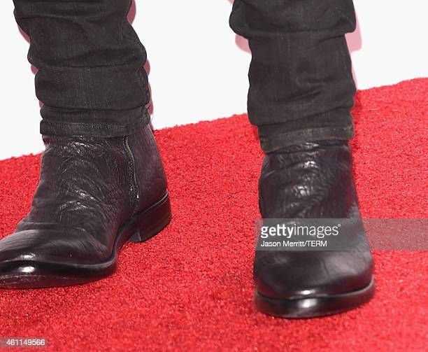 Fashion designer Lloyd Klein attends The 41st Annual People's Choice Awards at Nokia Theatre LA Live on January 7 2015 in Los Angeles California