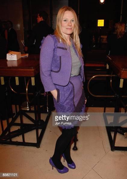 Fashion designer luella bartley attends the british fashion awards