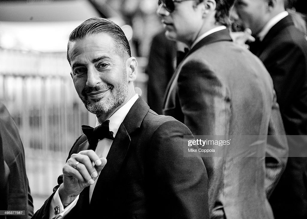 Fashion designer Marc Jacobs attends the 2014 CFDA Fashion Awards at Alice Tully Hall Lincoln Center on June 2 2014 in New York City