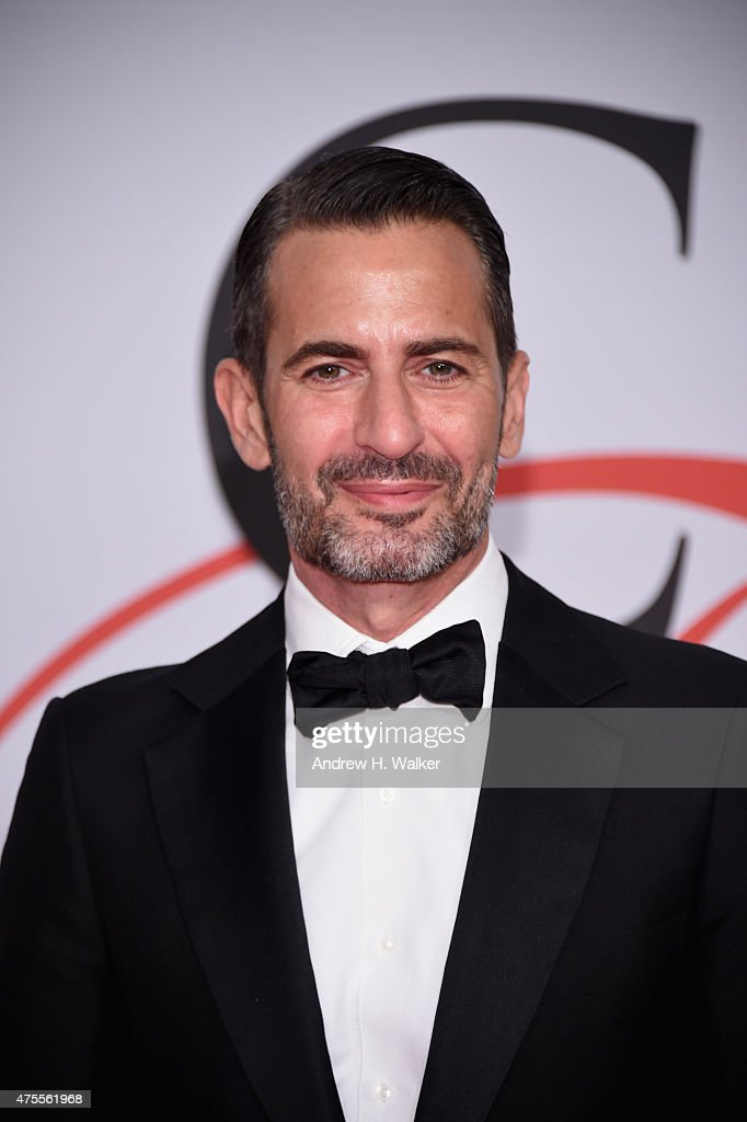 Fashion designer Marc Jacobs attends the 2015 CFDA Fashion Awards at Alice Tully Hall at Lincoln Center on June 1 2015 in New York City
