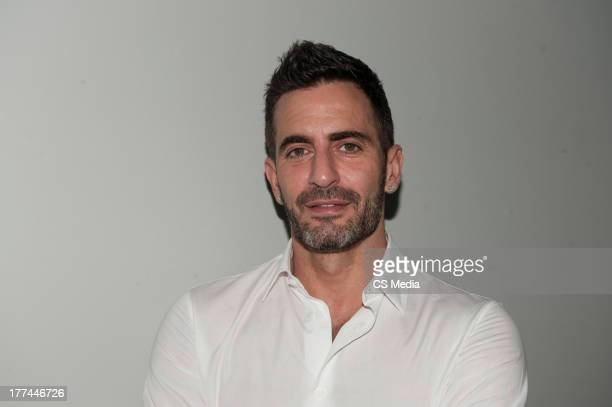 Fashion designer Marc Jacobs is photographed on May 12 2012 in Berlin Germany