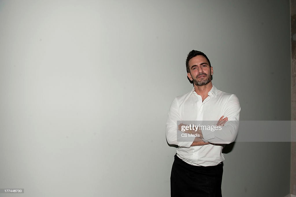 Marc Jacobs, Portrait shoot, May 12, 2012