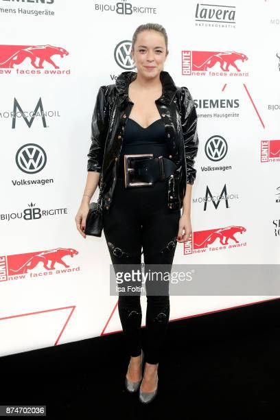 Fashion designer Marina Hoermanseder attends the New Faces Award Style 2017 at The Grand on November 15 2017 in Berlin Germany