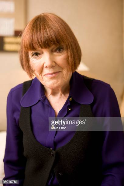 Mary Quant Stock Photos and Pictures