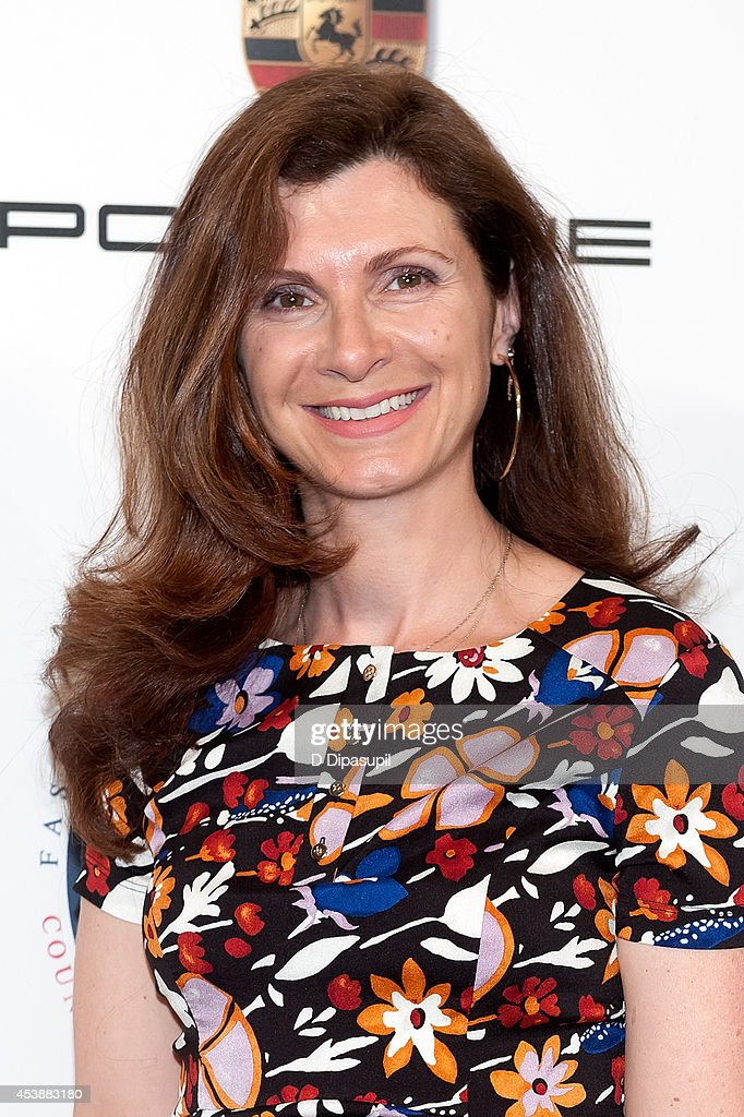 Fashion designer Monica Botkier attends Fashion Targets Breast Cancer at The New Museum on August 20, 2014 in New York City.