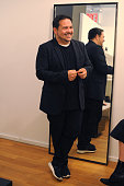 Fashion designer Narciso Rodriguez is photographed for New York Times on June 4 2015 in New York City