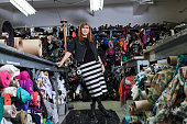 Fashion designer Nicole Miller is photographed for Wall Street Journal on March 8 2015 in New York City PUBLISHED IMAGE