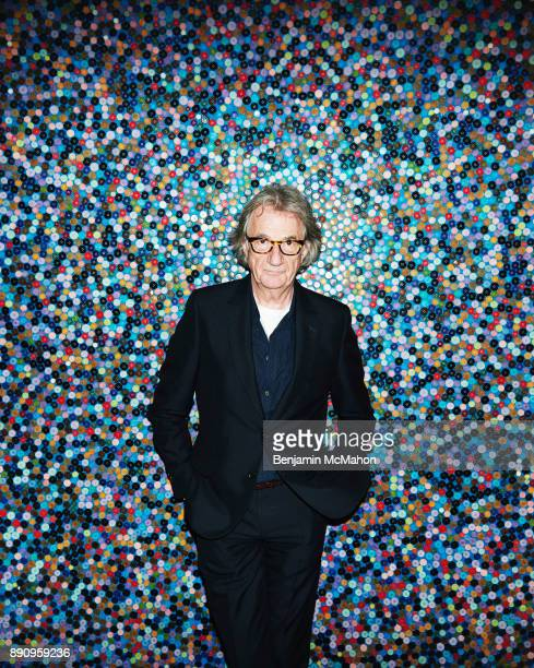 Fashion designer Paul Smith is photographed for Le Monde magazine on November 13 2013 in London England