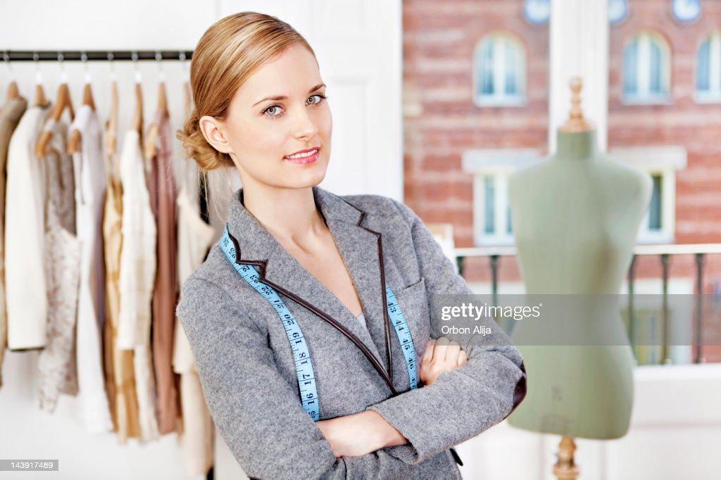 Fashion designer : Stock Photo
