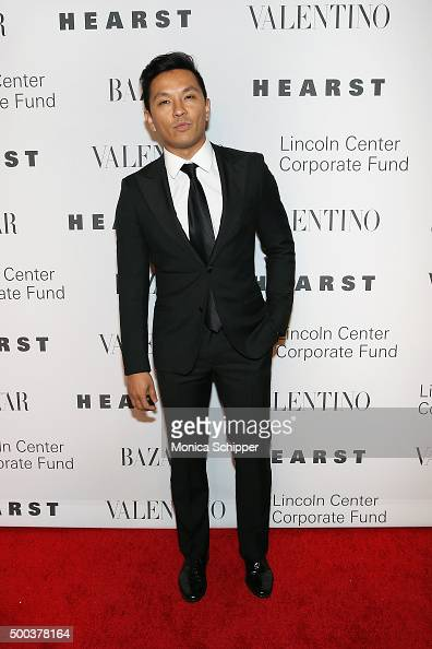 Fashion designer Prabal Gurung attends 'An Evening Honoring Valentino' Lincoln Center Corporate Fund Gala Inside Arrivals at Alice Tully Hall at...