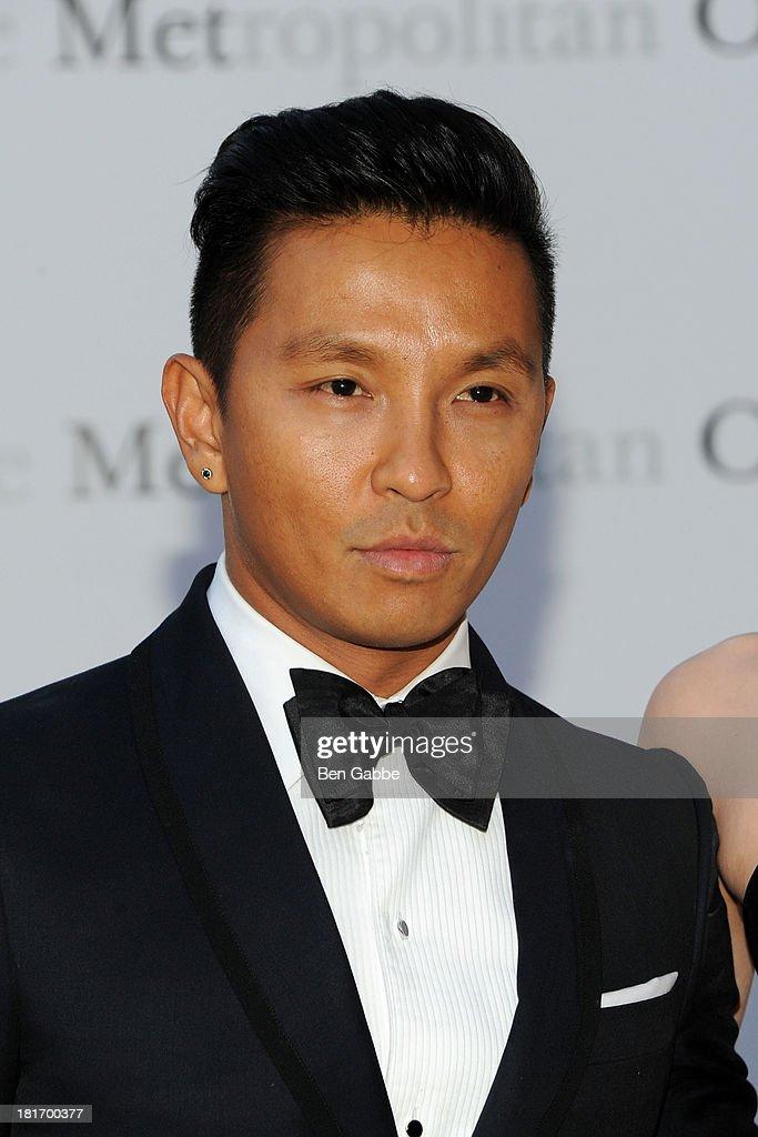 Fashion Designer Prabal Gurung attends the Metropolitan Opera season opening production of 'Eugene Onegin' at The Metropolitan Opera House on September 23, 2013 in New York City.