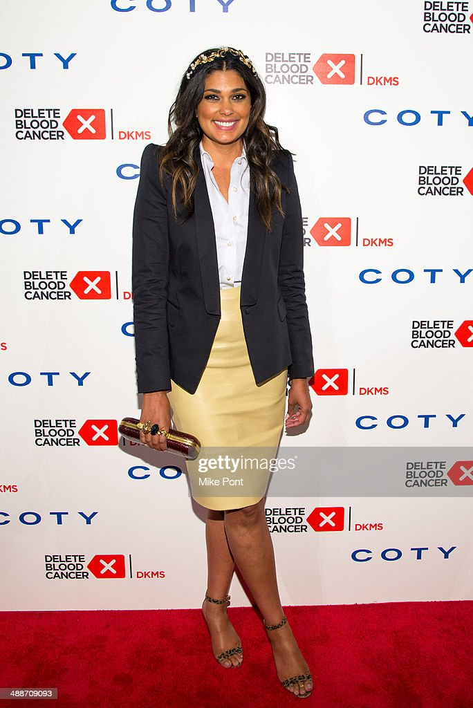 Fashion designer <a gi-track='captionPersonalityLinkClicked' href=/galleries/search?phrase=Rachel+Roy+-+Fashion+Designer&family=editorial&specificpeople=210895 ng-click='$event.stopPropagation()'>Rachel Roy</a> attends the 2014 Delete Blood Cancer Gala at Cipriani Wall Street on May 7, 2014 in New York City.