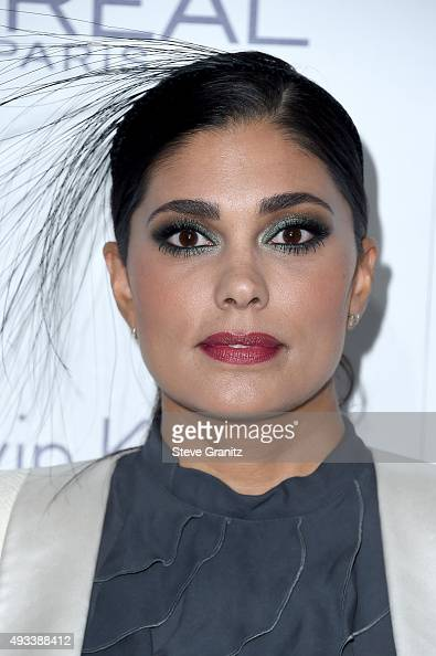 Fashion designer Rachel Roy attends the 22nd Annual ELLE Women in Hollywood Awards at Four Seasons Hotel Los Angeles at Beverly Hills on October 19...
