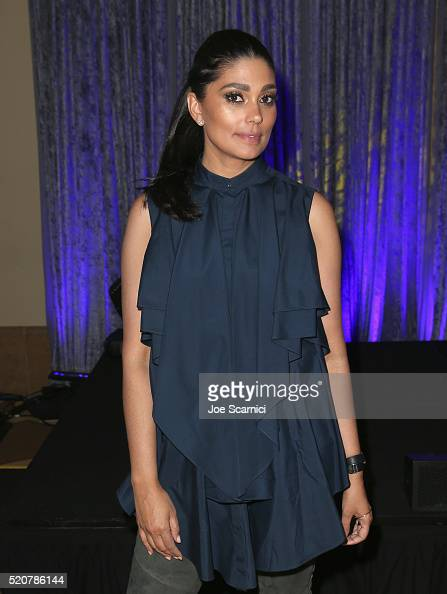 Fashion designer Rachel Roy attends World Of Children Award 2016 Alumni Honors at Montage Beverly Hills on April 12 2016 in Beverly Hills California