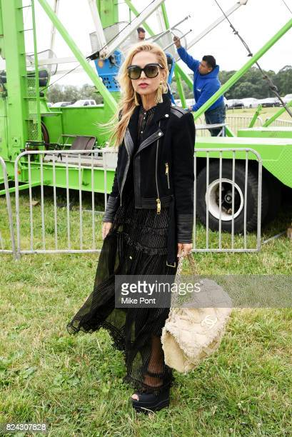 Fashion designer Rachel Zoe attends OCRFA's 20th Annual Super Saturday to Benefit Ovarian Cancer on July 29 2017 in Watermill New York