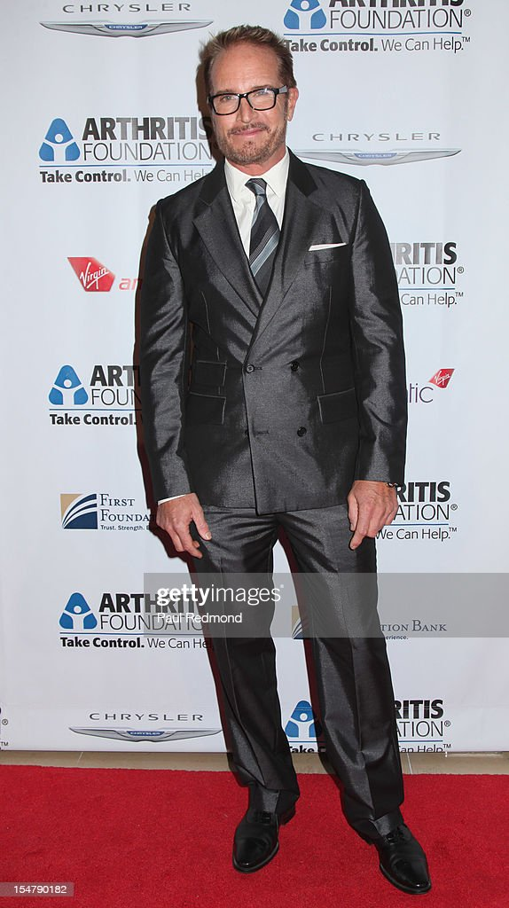 Fashion designer Randolph Duke attends The Arthritis Foundation's Annual Gala Honoring Danny Glover at The Beverly Hilton Hotel on October 25, 2012 in Beverly Hills, California.