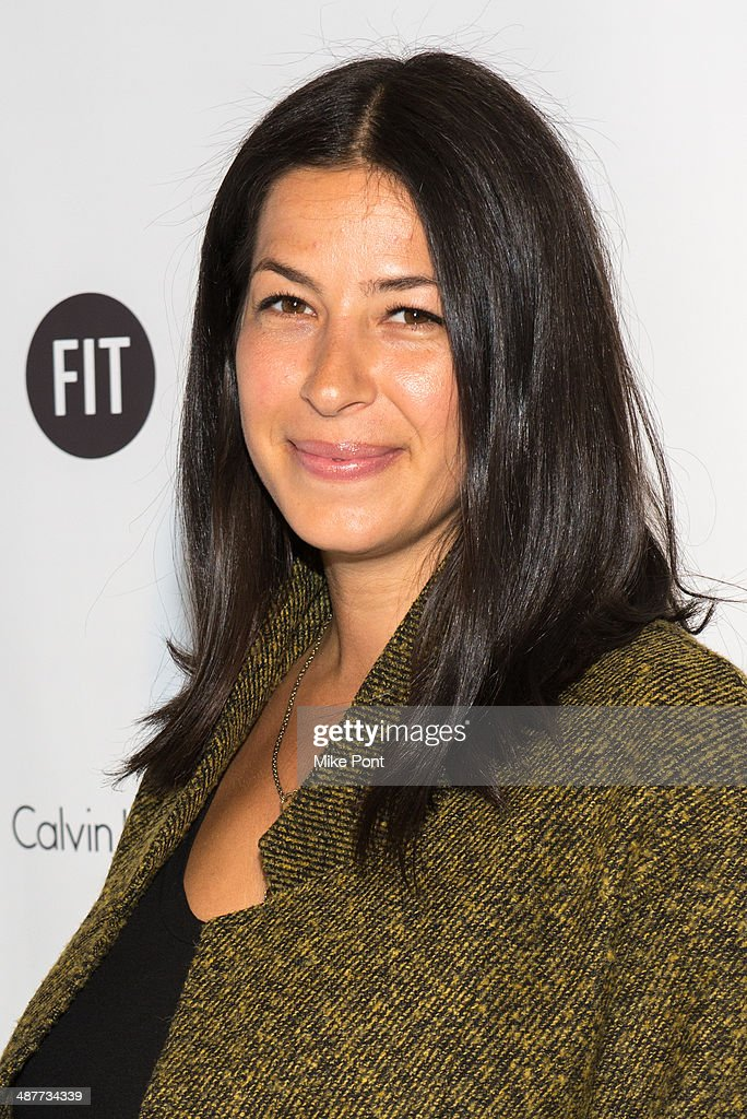 Fashion Designer Rebecca Minkoff attends FIT's The Future Of Fashion Runway Show at The Fashion Institute of Technology on May 1, 2014 in New York City.