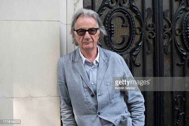 Fashion designer Sir Paul Smith on day 3 of Paris Collections Men on June 28 2013 in Paris France