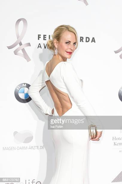 Fashion Designer Sonja Kiefer attends the Felix Burda Award 2017 at Hotel Adlon on May 14 2017 in Berlin Germany