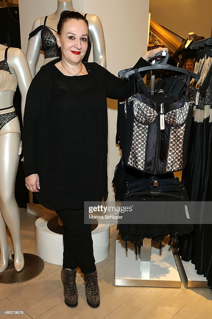 Sophie Theallet Personal Appearance At Lane Bryant Getty
