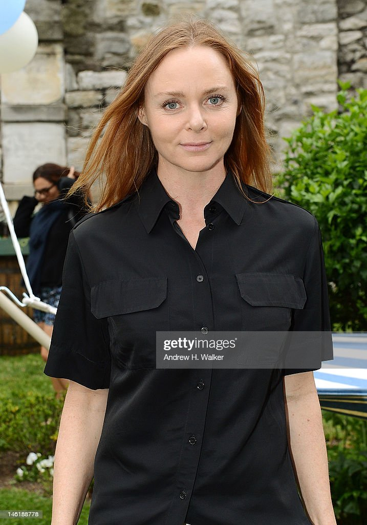 Fashion designer Stella McCartney attends the Stella McCartney Resort 2013 Presentation on June 11, 2012 in New York City.