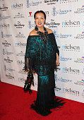 Fashion Designer Sue Wong attends the 30th annual Imagen Awards at The Dorothy Chandler Pavilion on August 21 2015 in Los Angeles California
