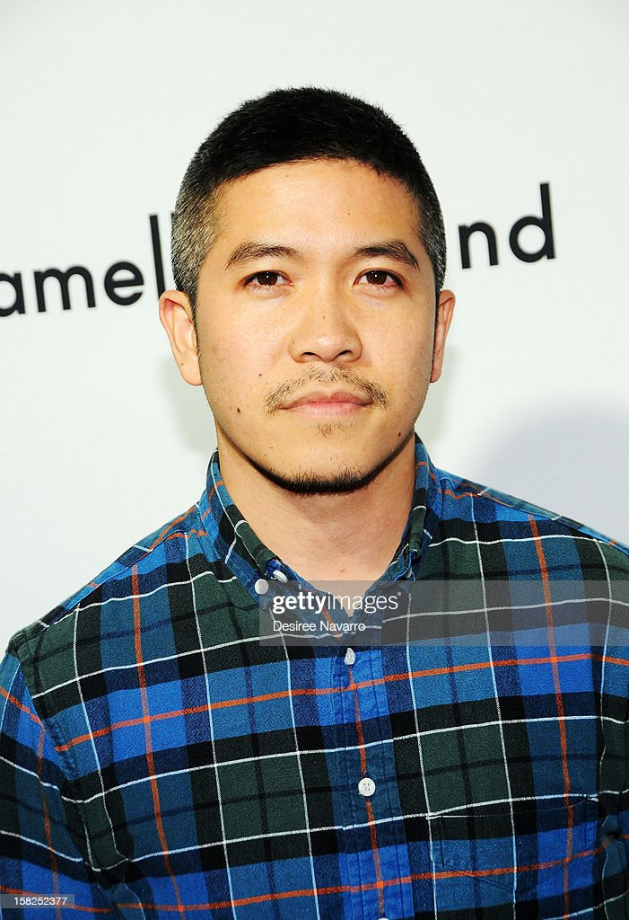Fashion designer Thakoon attends the 2012 Whitney Museum Of American Art Studio Party at The Whitney Museum of American Art on December 11, 2012 in New York City.