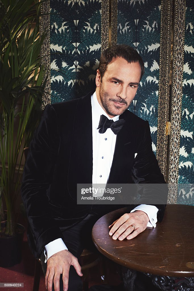 Fashion designer Tom Ford is photographed for ES magazine on September 8, 2014 in London, England.